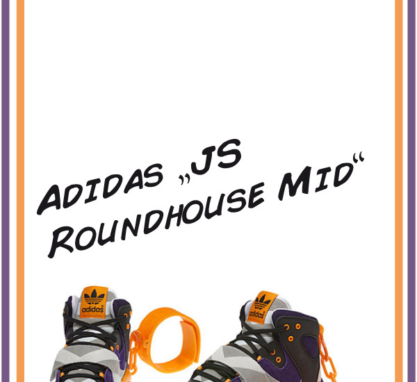 Adidas JS Roundhouse Mid