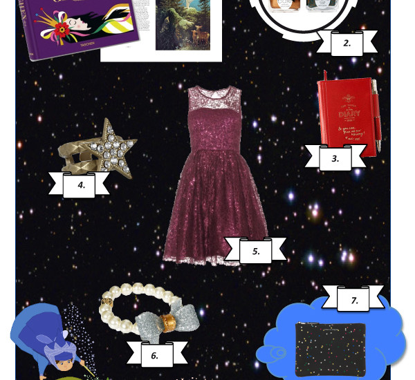 Einkaufsliste Märchen