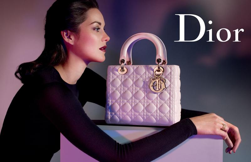 Lady Dior S:S 2013